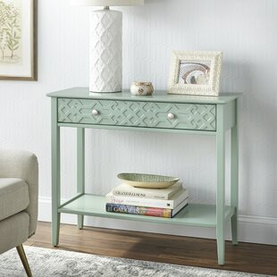 Sue Console Table by House of Hampton