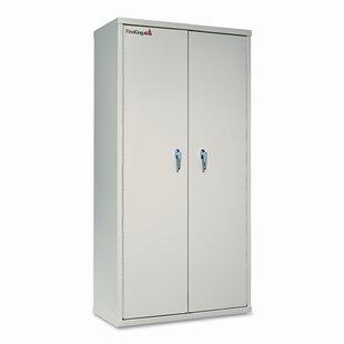 72 H X 36 W 19 25 D 2 Door Storage Cabinet