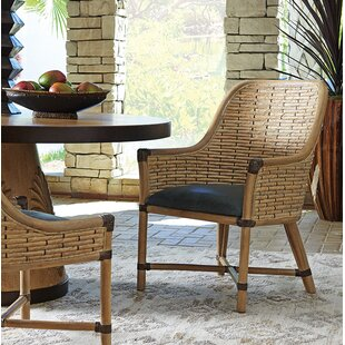 Los Altos Keeling Woven Dining Chair
