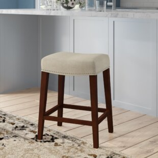Asner 26 Bar Stool by Alcott Hill
