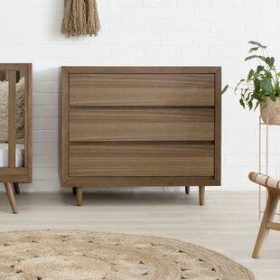 Ubabub Nifty 3 Drawer Dresser