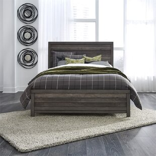 Nolette Queen Low Profile Platform Bed by Millwood Pines