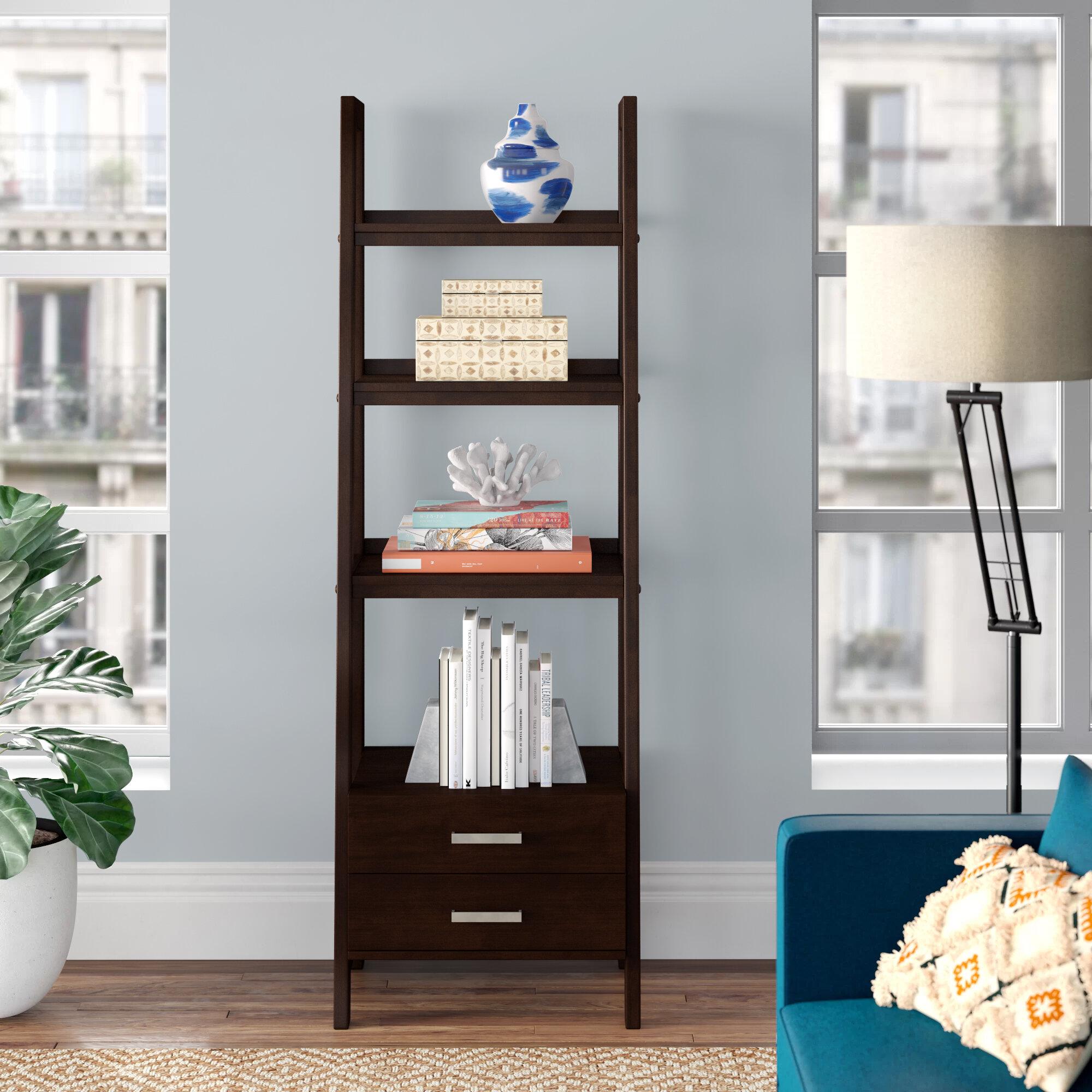 Mattias Ladder Bookcase Reviews Joss Main