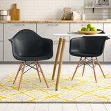 Bridgeport Arm Chair (Set of 2) by Zipcode Design™