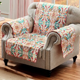 Price comparison Joanna's Garden Slipcover by World Menagerie Reviews (2019) & Buyer's Guide