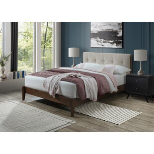 Laylah Dickens Queen Upholstered Platform Bed