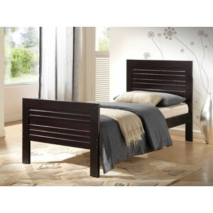 Harriet Bee Schuster Twin Platform Bed