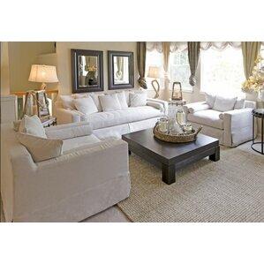 Microfiber Living Room Sets You Ll Love Wayfair