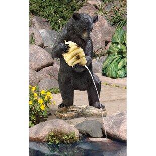 Wildon Home ® Bear Resin ..