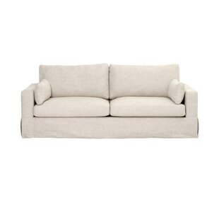 Rosecliff Heights Rowley Linen Upholstery Sofa