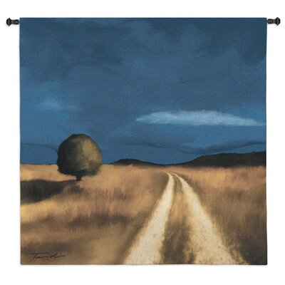 Cityscape, Landscape, Seascape The Way Home Tapestry Fine Art Tapestries