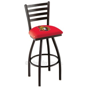 NHL Swivel Bar Stool Holland Bar Stool