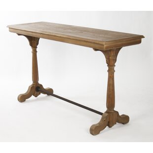 Hoboken Wall Console Table