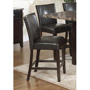 Winston Porter Alabarran Upholstered Dining Chair (Set of 2)