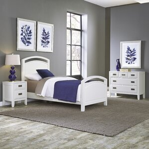 Darrow 3 Piece Bedroom Set by Mercury Row