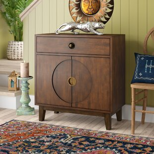 Check Prices Sheron Mid-Century 2 Door Accent Cabinet By Bloomsbury Market