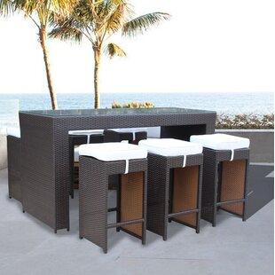 Dutil 7 Piece Dining Set by Brayden Studio Looking for