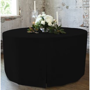 48 inch  W Fitted Round Tablecover