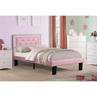 Balke Twin Platform Bed by Harriet Bee
