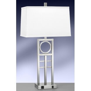 Cadwallader Geometrics 30 Table Lamp (Set of 2)
