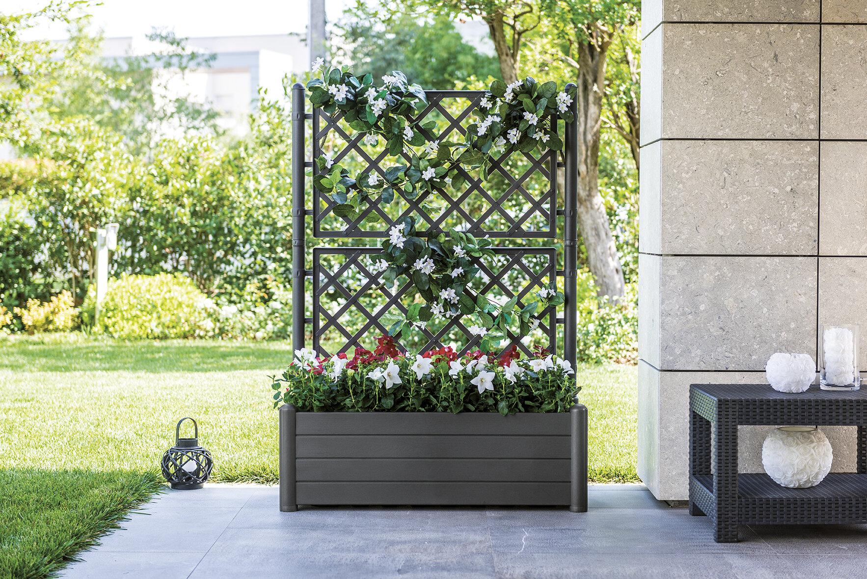Encanto Plastic Planter Box