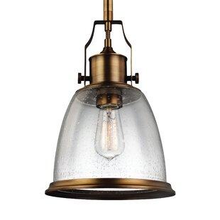 Laurel Foundry Modern Farmhouse Celestine 1-Light Cone Pendant