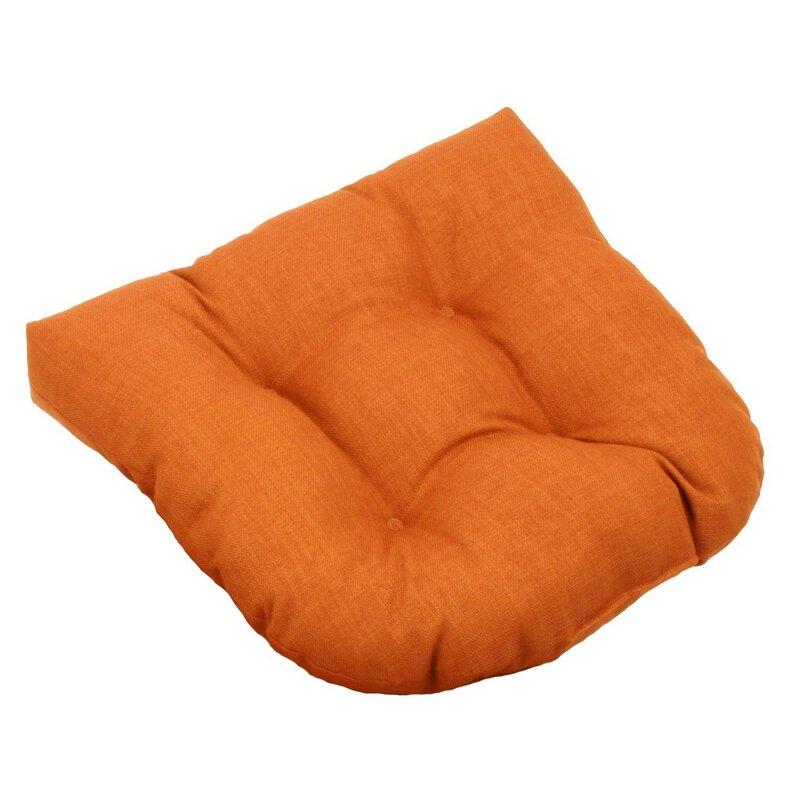 Superieur U Shape Indoor/Outdoor Adirondack Chair Cushion