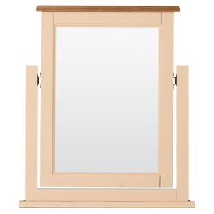 Rectangular Dressing Table Mirror By August Grove