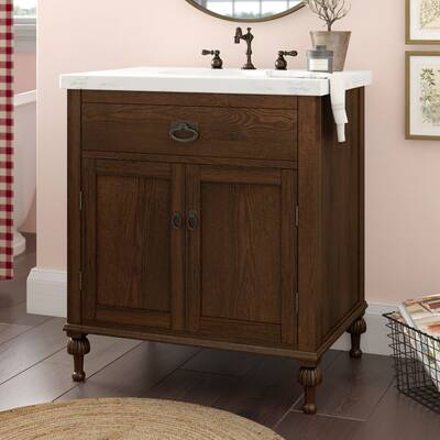 Roseberry 30 Single Bathroom Vanity Set Reviews Joss Main