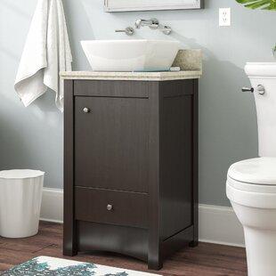 Alburgh Transitional 20 Single Bathroom Vanity Set by Latitude Run