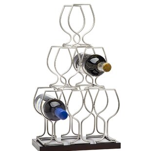 6 Bottle Tabletop Wine Rack by Godinger S..