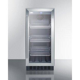 Summit Built-In 14.75-inch 2.45 cu.ft. Undercounter Beverage Center by Summit Appliance