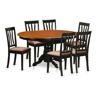 Spurling 7 Piece Dining Set by August Grove