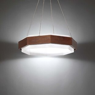 Koolhaus 1-Light LED Novelty Chandelier by Modern Forms