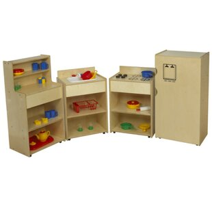 Complete Kitchen Set by Childcraft