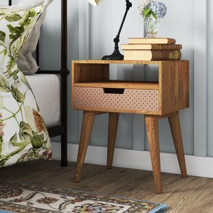 Romulus Bedside Table By George Oliver