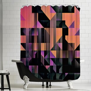 Apylypss Mylt Single Shower Curtain