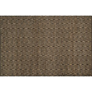 Istanbul Hand Woven Natural/Charcoal Area Rug
