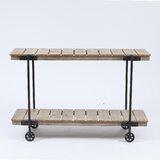 Henman Shelf Bar Cart by Gracie Oaks