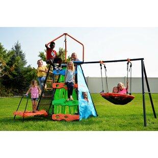 899c63e802e Bell Peak Play Swing Set (Wayfair Exclusive)
