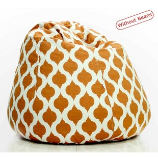 Canvas Bean Bag Cover By Freeport Park