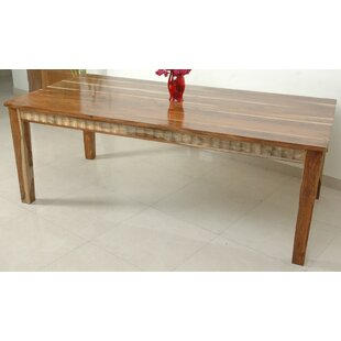 Sahara Solid Wood Dining Table by Aishni ..