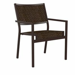 Tropitone Cabana Club Stacking Patio Dining Chair (Set of 2)