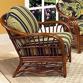 Amarillo Armchair By Boca Rattan