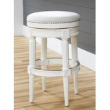 Sebbie Swivel Bar & Counter Stool by Darby Home Co