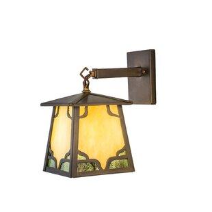 Meyda Tiffany 1-Light Outd..