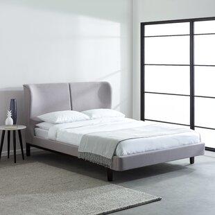 Eleftheria Nisser Upholstered Bed Frame By Brayden Studio