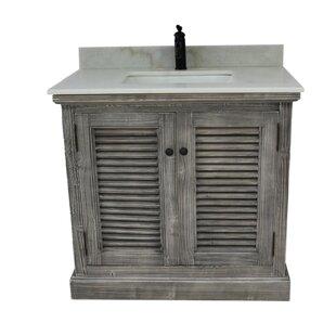 Barnard 36 Single Bathroom Vanity Set by Highland Dunes