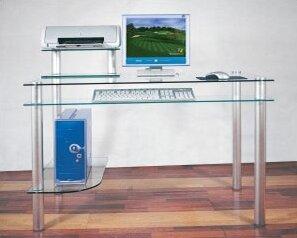 Brayden Studio Doynton Keyboard Tray Computer Desk