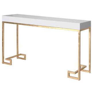 """60"""" Console Table by Worlds Away SKU:BE948596 Information"""